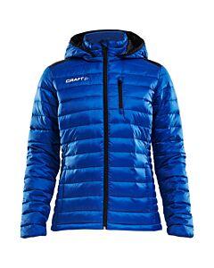 CRAFT - Craft Isolate Jacket W. - kobalt combi