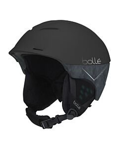 BOLLÉ - Synergy Matte Black Forrest - zwart combi