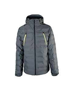 BRUNOTTI - saxon mens snowjacket - Black/Black/White
