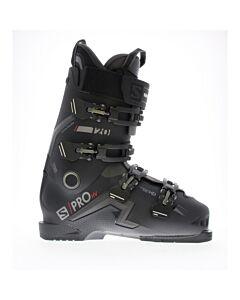 SALOMON - s/pro hv 120 black/red - Zwart