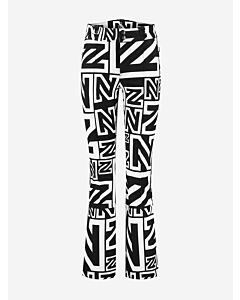 NIKKIE - Logo Mix Pants - zwart