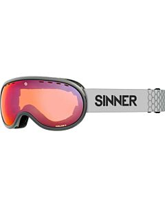 SINNER - vorlage s - Grijs-Multicolour