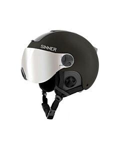 SINNER - bullit visor - Zwart-Multicolour