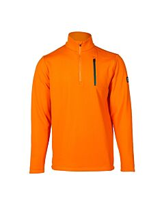 BRUNOTTI - pintal men fleece - Oranje