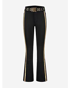 NIKKIE - Nikkie Golden Ski Pants - goud