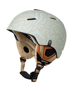 BRUNOTTI - Nicole 3 women helmet - Wit-Multicolour