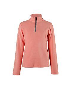 BRUNOTTI - mismy-jr  girls fleece - Rood-Multicolour