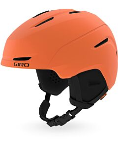 GIRO - giro neo jr. matte deep orange - Oranje