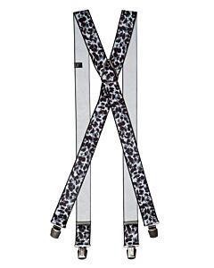 PROTEST - anders suspender - Wit-Zwart