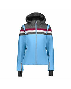 Campagnolo Woman Jacket Zip Hood