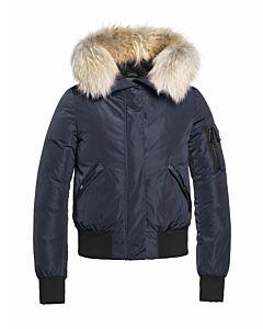 Goldbergh Bomba fur jacket
